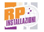Logo RP Installazioni di Rafael Pisano