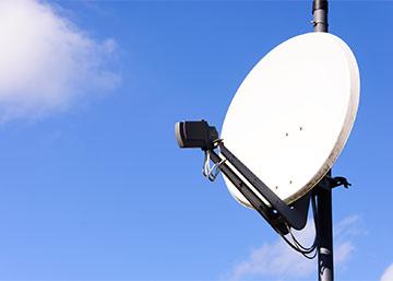 impianti per la TV satellitare