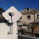 Impianto miscelato satellitare e digitale terrestre a genova Pegli 2d2 - Galleria fotografica