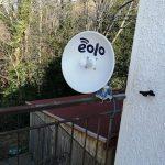 Foto di impianto realizzato da Rafael, Rivenditore EOLO a Genova (Traso)