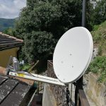 Open Sky - Impianto - Internet con satellite