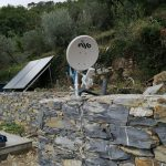 Impianto EOLO a Genova Pieve Ligure