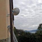 EOLO - Impianto internet via radio a Bogliasco