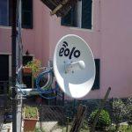 Impianto EOLO a Davagna (Genova)