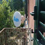 Impianto EOLO 100 Mbit Gaiazza (Ceranesi)