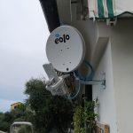 Impianto EOLO a Bogliasco (1 di 3)