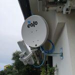 Impianto EOLO a Bogliasco (2 di 3)