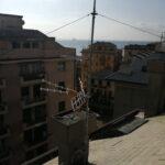 Impianto Digitale Terrestre installato in via dei Mille a Genova - 11 novembre 2020