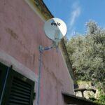 Impianto EOLO a Pieve Ligure alta (Genova)