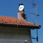 Impianto EOLO a Campomorone con il ripetitore della Gaiazza - 002
