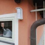 Impianto di allarme e antintrusione per casa indipendente ai Piani di Fregoso- aprile 2021 - 006