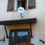 100 mega con EOLO a Campomorone con il ripetitore di Cà di Bruzzi