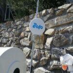 Due impianti differenti EOLO a San Felice (Molassana)
